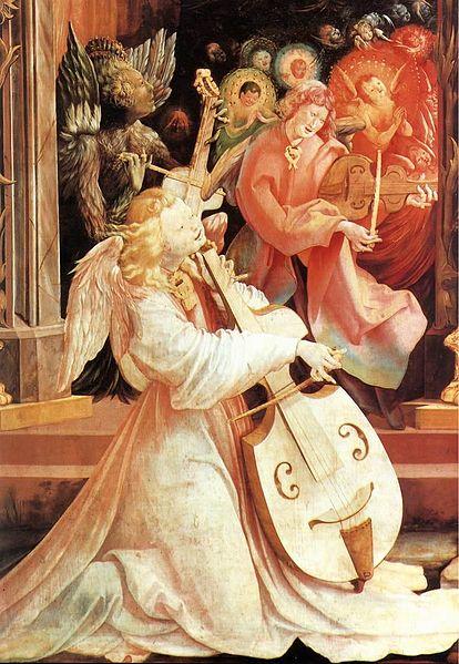 Matthias_Grünewald_-_Concert_of_Angels_(detail)_