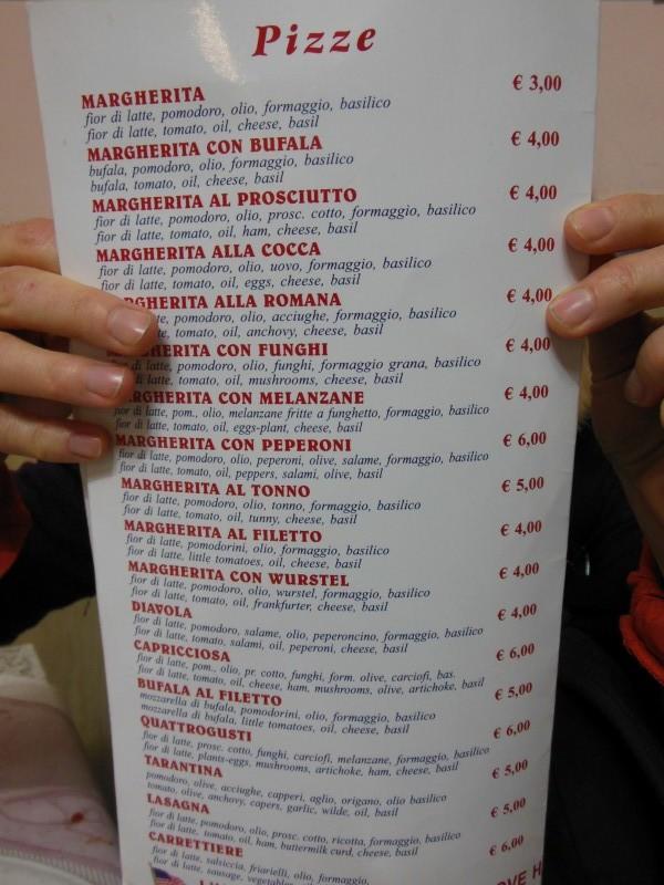pizzemenu
