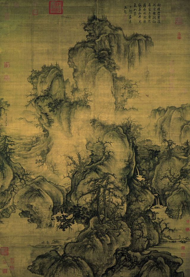 Guo_Xi_-_Early_Spring