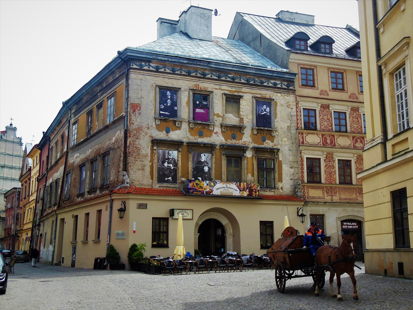 How to get to Lublin 68