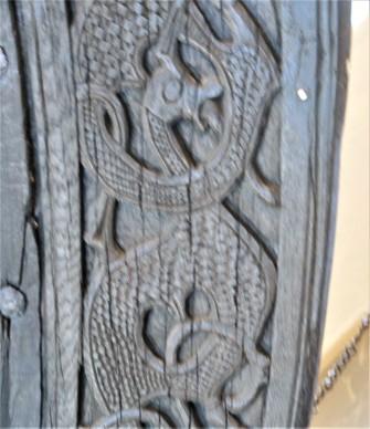 vikingshipdetail