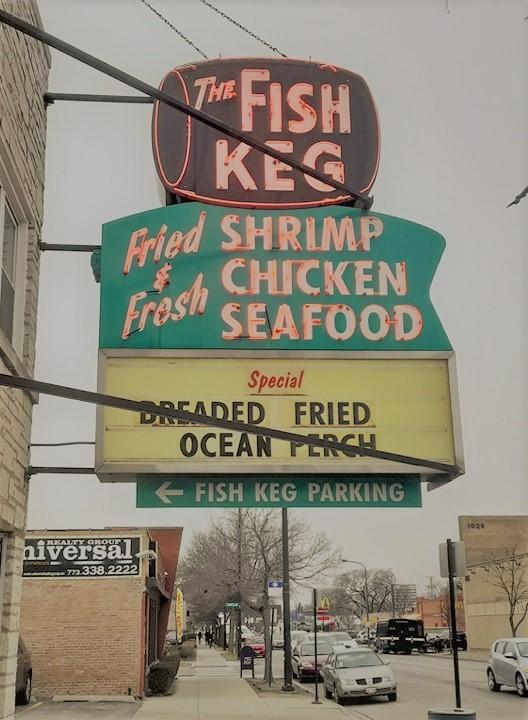 fishkeg